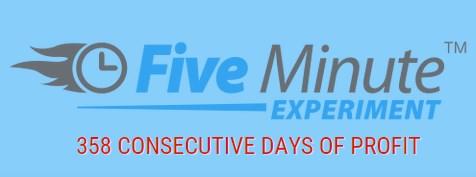 Five Minute Experiment