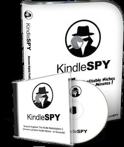 KindleSpy