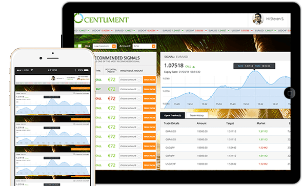 Centument Software review- Read this before you sign up With all the hyped up reviews about this software, many people think that it is legit but it is a scam in the real sense. The Centument LTD software's developer is called Gerald Reed and it has been around for like three years. The minimum deposit Continue reading