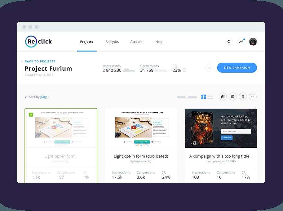 Reclick-review