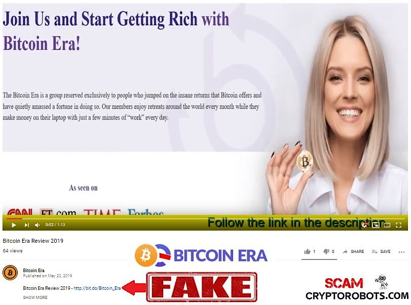 Bitcoin Era Fake