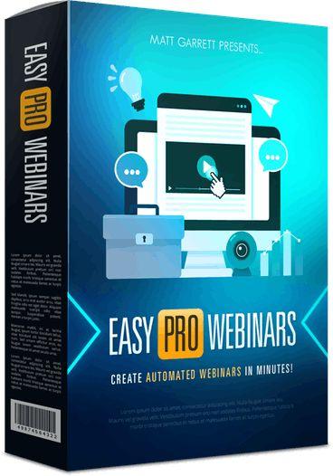 Easy Pro Webinars