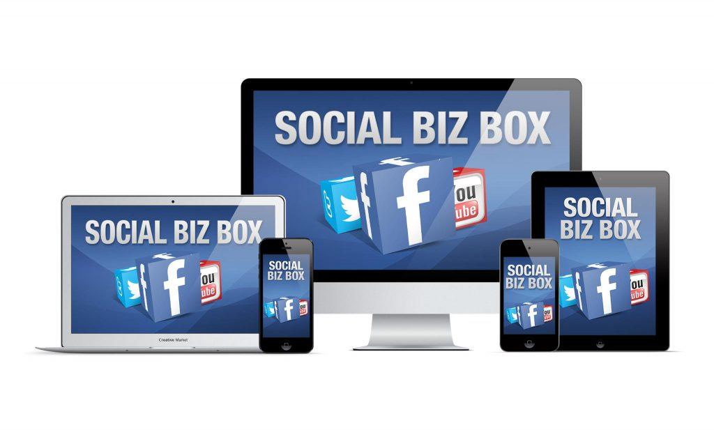 social biz box