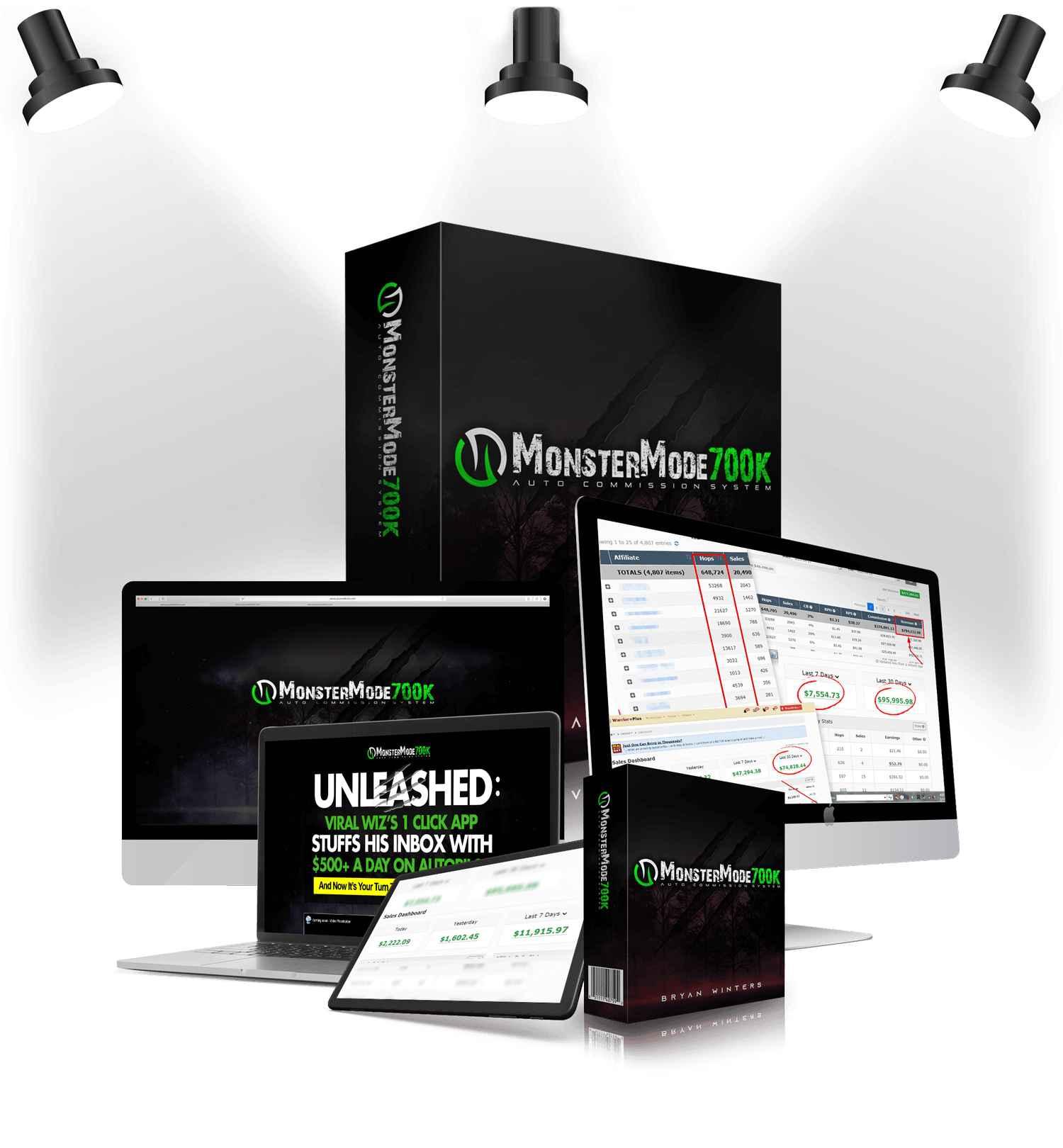 Monstermode 700K