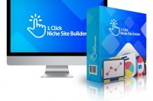 1-Click Niche Builder Review