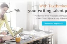 TextBroker Review – Real Ways to Earn Or Scam?