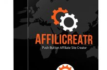 AffiliCreatr Review – Create Complete Affiliate Sites In Just Seconds?