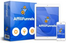 AffiliFunnels Review – Create INCREDIBLE Digital Products & Highly PROFITABLE Sales Funnels In 60 Seconds!