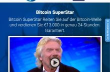 Bitcoin SuperStar Review – Scam Or Legit?