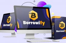 Borrowify Review – World's First Website Cloner For Low 1-Time PRICE