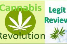 Cannabis Revolution Review – Scam Or Legit?