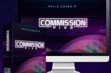 Commission Five Review – Bank $12,911.41 Every 21 Days In Pure Profit