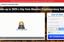 Crypto Nation Pro Review – Scam Or Legit?