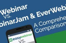 Easy Webinar vs WebinarJam & EverWebinar Review – A Comprehensive Look At the Most Popular Webinar Platforms