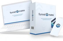 Funnel Mates Review – Funnel Builder That Pays YOU To Use It