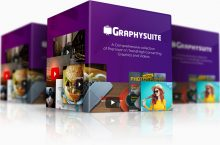 GraphySuite Review – The Most Comprehensive Graphic Suite with 1300+ Graphics, Videos Ads & More