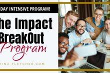 Impact BreakOut Program Review