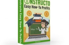 Instructo Review – TURN Simple content into MULTIPLE INCOME STREAMS Fast!