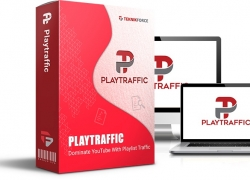 Playtraffic Review – Get You 100% Free YouTube TRAFFIC
