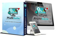 ProfitSuite Review – New Suite Of Apps Gives You Unlimited Hosting, Cloud Storage, Autoresponder, Graphics Design, Funnel Builder