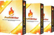 ProfitWriter Review – DFY Sales Copy Writer INSIDE