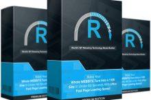 Rebake Review – Never Seen Before World's 1ST Rebaking Technology Based Builder