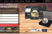 Regal Assets Review: Great for Investing in Gold and Cryptocurrencies