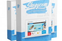SHOPYCOM WP Theme Review