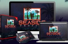Seaside Profits Review – How Beach Bum Makes 4 Figures per Month in Passive Income