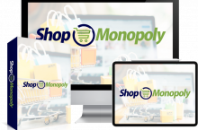 ShopMonopoly Review – A FIVE Star *All Inclusive* Ecom Store Generating Software