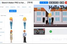 Sketch Maker PRO Review From A Real User – An Online Whiteboard Video Maker