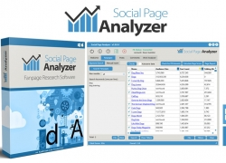 Social Page Analyzer Review – NEW Facebook Fanpage Research Software