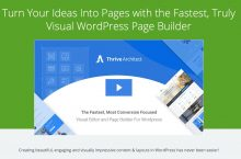 Thrive Architect Review: Creating Attractive Layout & Landing Page
