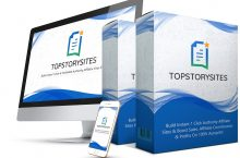 TopStorySites Review – 1-Click Authority Affiliate Site Builder
