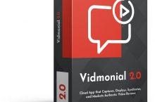 Vidmonial 2.0 Review