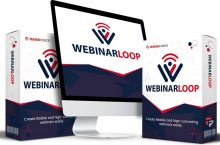 Webinarloop Review – Run live & auto webinars on the most powerful webinar platform
